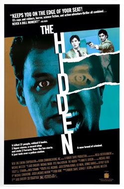 The Hidden, le film de 1987
