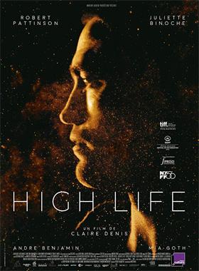 High Life, le film de 2018