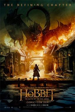 Le Hobbit 3: La bataille des cinq armées (2014)