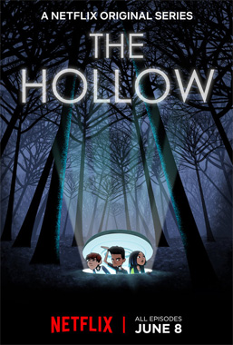 The Hollow, la série animée de 2018