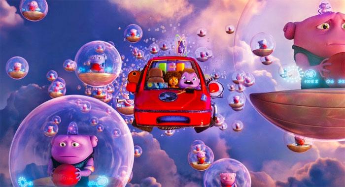 En Route ! le film animé de 2015