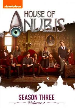 House Of Anubis, la saison 3 de 2013 de la série de 2011