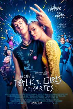 How To Talk With Girls At Party, le film de 2018