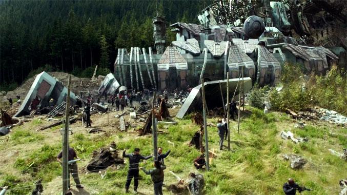 The Hundred / The 100 S02E02: Mal des montagnes (2014)