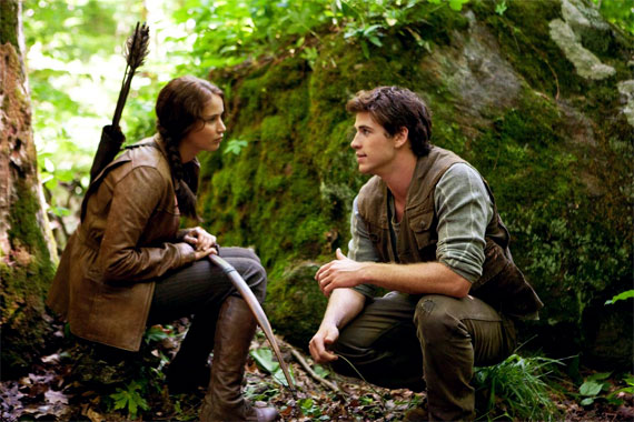 The Hunger Games, le film de 2012
