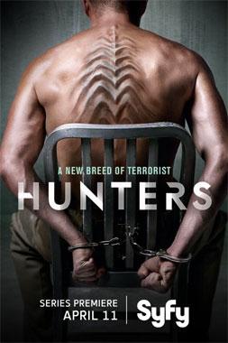 Hunters, la série télévisée de 2016