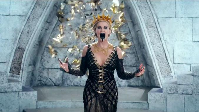Le Chasseur et la Reine des glaces, le film de 2016