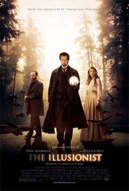 L'illusioniste, le film de 2006