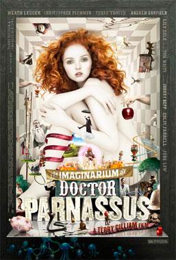 L'Imaginarium du Docteur Parnassus, le film de 2009