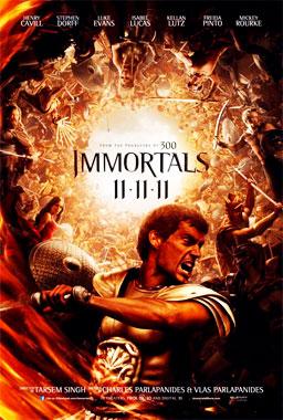 Les Immortels, le film de 2011