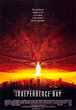 Independence Day, le film de 1996