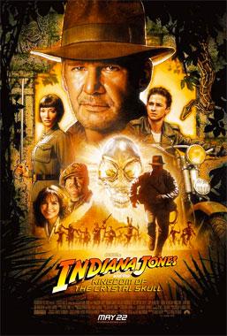 Indiana Jones et le Royaume du crâne de cristal, le film de 2008
