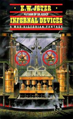 Machines infernales, le roman de 1987