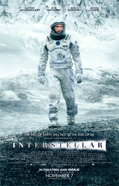 Interstellar, le film de 2014