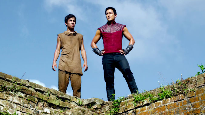 Into The Badlands S01E01: Le Fort (2015)