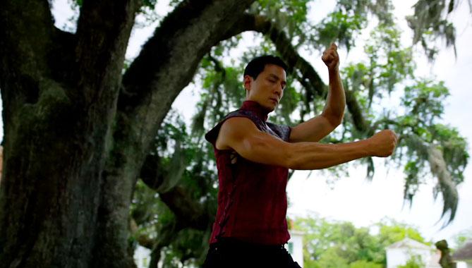 Into The Badlands S01E02: Un poing comme une balle (2015)