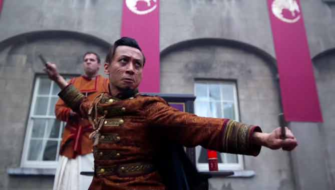 Into The Badlands S02E04: La Paume du Renard de Fer 2017