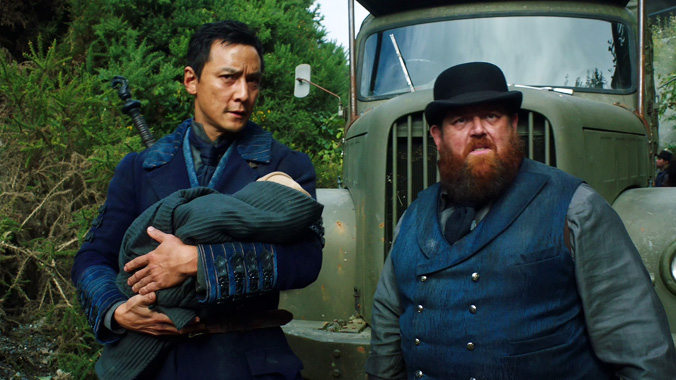 Into The Badlands S03E03: Le Léopard piège le Lapin (2018)