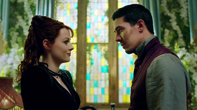 Into The Badlands S03E07: La dernière danse de la Libellule (2018)