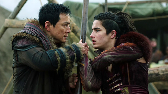 Into The Badlands S03E08: Le Léopard attrape le Nuage (2018)
