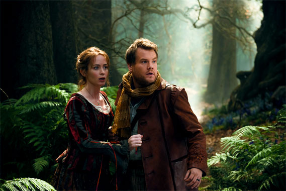 Into The Woods (2014) photo