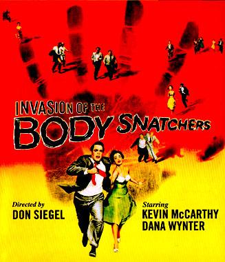 L'invasion des profanateurs de sépulture (1956), le blu-ray américain de 2012