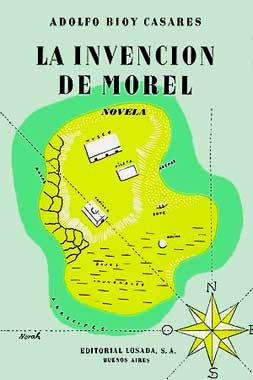 L'invention de Morel, le roman de 1940