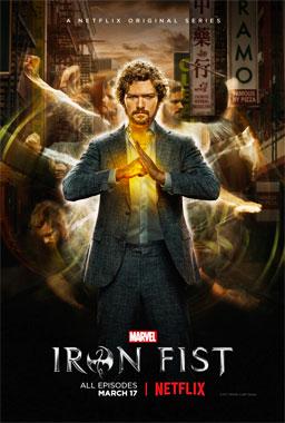 Marvel: Ironfist, la série télévisée de 2017