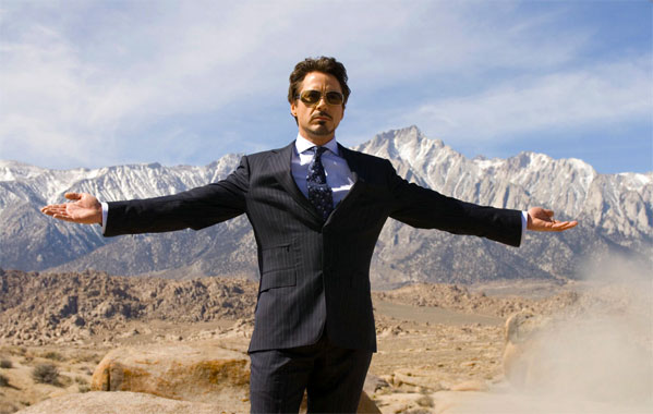 Iron Man, le film de 2008