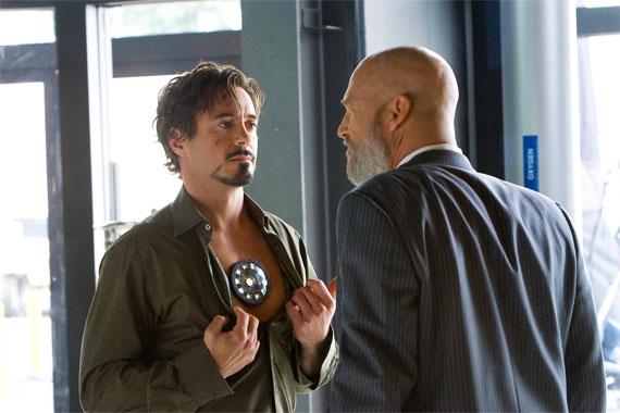 Iron Man, le film de 2008