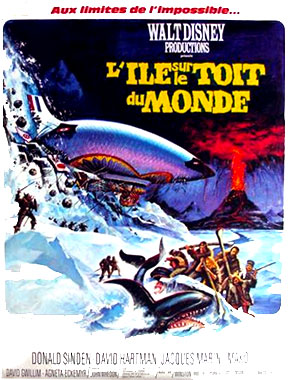 L'île sur le toit du monde, le film de 1974