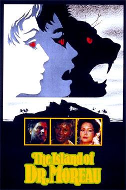 L'île du Dr Moreau, le film de 1977
