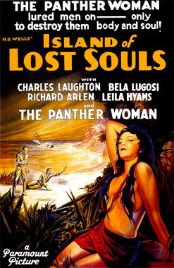 L'île du Docteur Moreau, le film de 1932