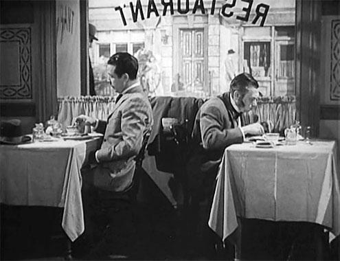 C'est arrivé demain, le film de 1944