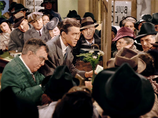 It's a wonderful life (1946) le blu-ray anglais de 2009