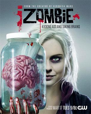 Izombie, la série télévisée de 2015
