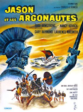 Jason et les Argonautes, le film de 1963 poster