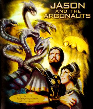 Jason et les Argonautes (1963), le blu-ray de 2006