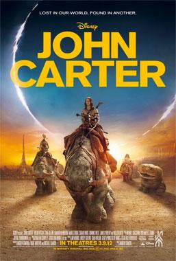 John Carter, le film de 2012