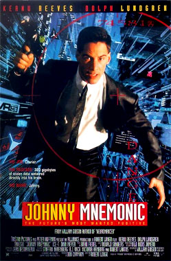 Johnny Mnémonic, le film de 1995