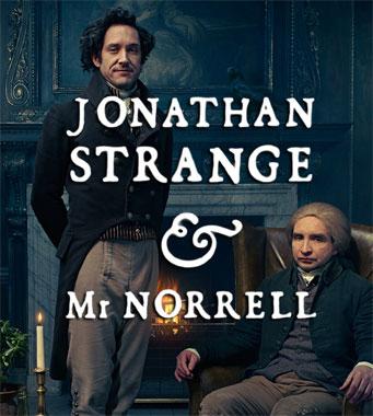 Jonathan Strange et Mr. Norrell, la mini-série de 2015