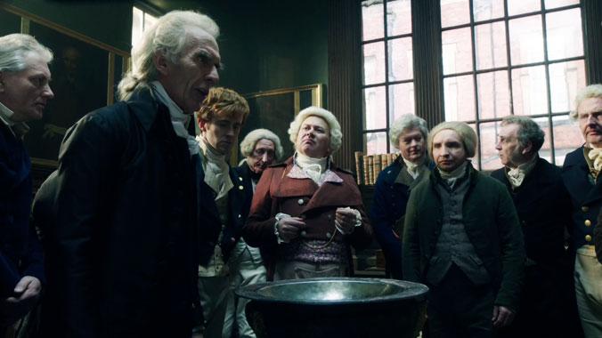 Jonathan Strange & Mr. Norrell S01E02: Comment va Lady Pole ? (2015)