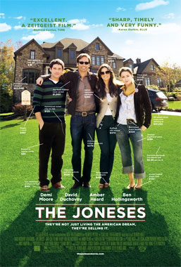 La famille Jones, le film de 2010