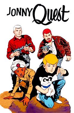 Jonny Quest, la série animée de 1964