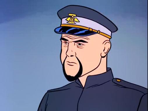 Jonny Quest S01E02: Barbotage dans l'Arctique (Arctic Splashdown, 1964)