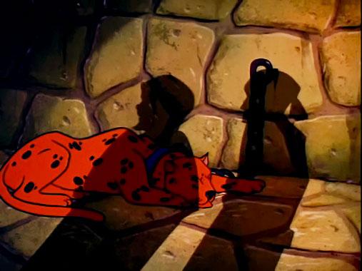Jonny Quest S01E05: L'énigme de l'Or (1964)