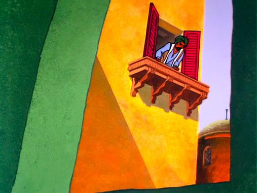 Jonny Quest S01E07: L'aventure de Calcutta (1964)