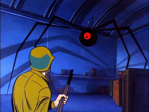 Jonny Quest S01E08: L'espion robot (1964)