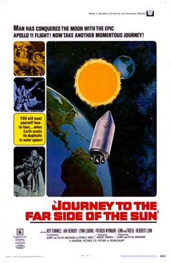 Danger, planète inconnue, le film de 1969