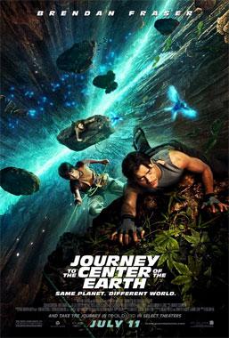 Voyage au centre de la terre 3D, le film de 2008